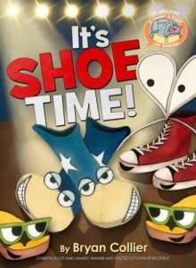 It's Shoe Time! (Elephant & Piggie Like Reading! #4) by Bryan Collier